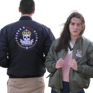 Blousons Bombers aviateur unisex